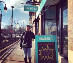 Tea weekend in Downtown Naperville, IL