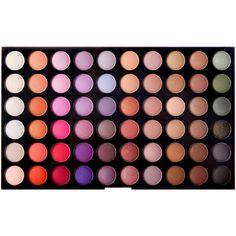 BH Cosmetics 120 Eyeshadow Palette 5th Ed ❤ liked on Polyvore
