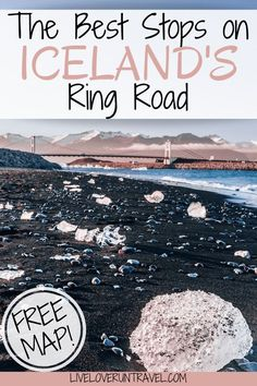 The Ultimate Ring Road Adventure: A 6 Day Iceland Itinerary The perfect 6 day Iceland itinerary for a Ring Road road trip. Iceland Road Trip, Iceland Travel Tips, Europe Travel Guide, Backpacking Europe, Travel Guides, Travel Destinations, Couple Travel, Road Trip Hacks, Roadtrip
