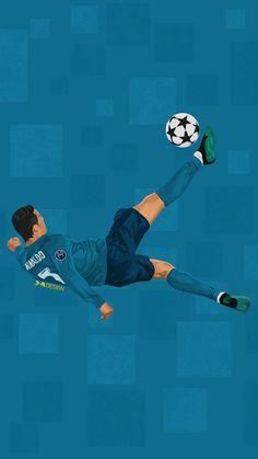 Cristiano Ronaldo Overhead Kick vs Juventus