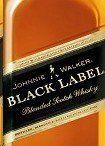 Johnnie Walker Scotch Black Label 12 Yr. 1 Liter
