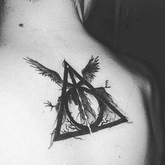 Fawkes Rising - These 'Harry Potter' Tattoos Are All Kinds of Magical - Photos