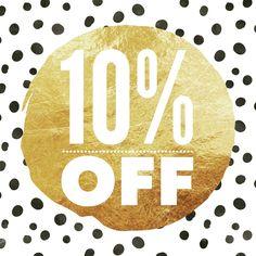 Visit use SAVE10 at check out and save!! Company Logo, Check