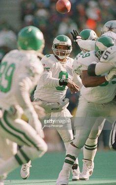 Rodney Peete Eagles Vintage NFL cheerleade...