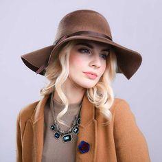 b9cb7dab8ed Gatsby Wool Felt Hat  hat  fashioninspo  ootd  trailblazer  fashiondiaries   followme. Female FashionWomens ...