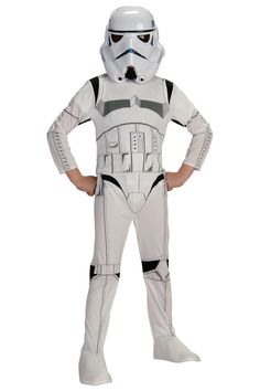 Rubie's Costumes - Star Wars Storm Trooper Costume (Little Boys & Big Boys) is now 45% off. Free Shipping on orders over $100.