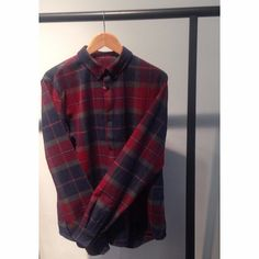 This @apc_paris flannel check shirt has just arrived in store and will be available online soon. This definitely makes the prospect of winter a little easier. £169 S-XL.  #Islington #London #fashion #menswear #mensfashion #style #streetwear #sportswear #shirting #check