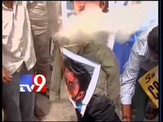 Sreesanth's effigy burnt by angry IPL fans