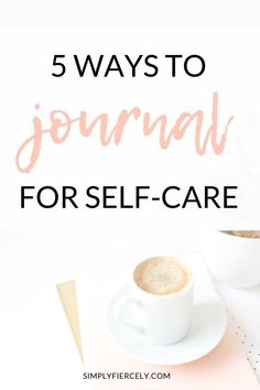 5 ways to use your journal for self-care 💕 journal selfcare simplyfiercely 470907704786078977 Wellness Tips, Health And Wellness, Mental Health, Holistic Nutrition, Nutrition Tips, Health Tips, Coaching, Self Love Affirmations, Journal Prompts