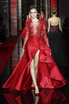 Zuhair Murad - Spring 2017 Couture #feelingfashion