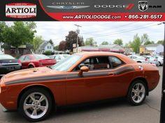 2012 Dodge Challenger on Sale  860-745-2469 or artiolidodge.com