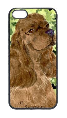 Cocker Spaniel Cell Phone Cover IPHONE 5