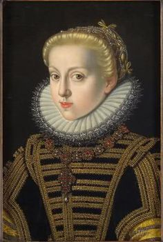 Archduchess Catherine Renata of Austria (1576 - 1599) was a member of the House of Habsburg.