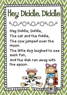 Nursery Rhyme Learning Pack | Songs, Kitty and Nurseries