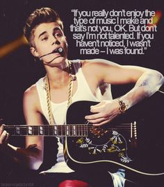 Justin is my idol and he has been for the past 4 years. He deserves so much more respect but just because he sings baby, people hate him.  #forever #a #belieber