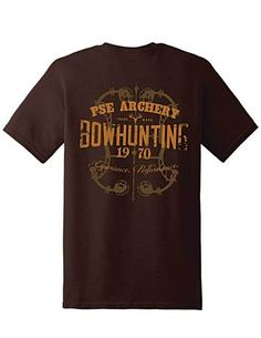 PSE Bow Hunting Tee, idea for R. ?