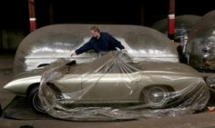 """1965 Ford XD Cobra prototype - Never actually went into production. from """"Anxiety in Detroit Over a Prized Car Trove"""" - NYTimes.com"""