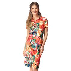 The flattering floral print.... with a slim-fit design and waist belt create a silk silhouette. Can also be worn as a long cardigan or duster over leggings. Regularly $24.99, shop Avon Fashion online at http://eseagren.avonrepresentative.com