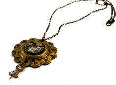 Victorian Steampunk Necklace