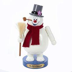Frosty the Snowman Nutcracker