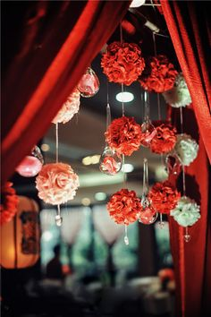 Chinese Style Wedding , Chinese Red @CultureInCart
