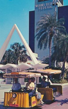 https://flic.kr/p/fwjUXS | Lincoln Road Mall - Miami Beach, Florida | Mailed from Miami Beach, Florida to W.J. Cullicott of Lake Villa, Illinois on October 23, 1963: Wed. Dear Dad: Got mail from Gwen, GB & Iva at work. Weather till going beautiful. Have gone in ocean every day. Hope Ginny goes on its way. Going to Miami tomorrow. Hope to go to Bimini on Sat. by boat. We shall see with the weather. Love, Helen Color by W.W. Willard Plastichrome by Colourpicture Publishers, Inc. Number: P51852