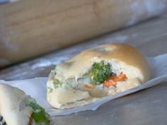 Stuff your sunday leftovers into a pot pie pocket! #loveyourleftovers