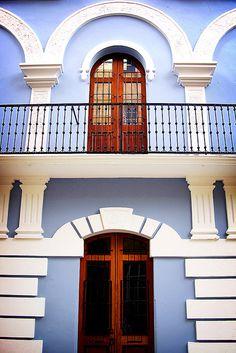 Doorways & windows in Old San Juan ~ Puerto Rico.  ASPEN CREEK TRAVEL - karen@aspencreektravel.com