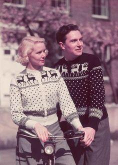 love the matching sweater set!