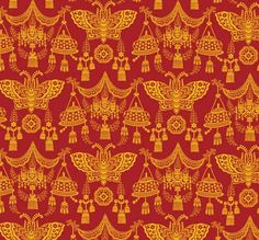 Russian 19th century pattern design.