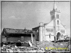 Eglise détruite ATHIS-VAL Paris, San Francisco Ferry, Building, Travel, Construction, Montmartre Paris, Trips, Buildings, Paris France