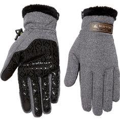 Burton Women's Sapphire Gloves - True Black Heather - Medium