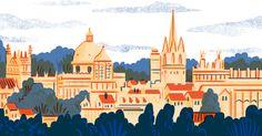 Richmond Oxford on Behance