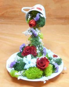 Prix Composition Cafe Florale