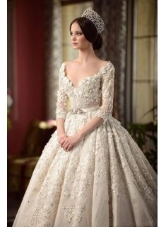 Wonderful Perfect Wedding Dress For The Bride Ideas. Ineffable Perfect Wedding Dress For The Bride Ideas. Chapel Wedding Dresses, Country Wedding Gowns, Floral Wedding Gown, V Neck Wedding Dress, Princess Wedding Dresses, White Wedding Dresses, Bridal Dresses, Victorian Wedding Dresses, Cathedral Wedding Dress