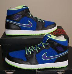 #Men #Shoes NEW AUTHENTIC NIKE AIR JORDAN 1 RETRO MID MEN'S SHOE US 11.5 #Men #Shoes