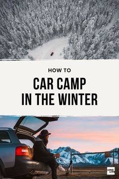 How to Car Camp in the Off-Season in 2020   Camping, Fall road trip, Winter car