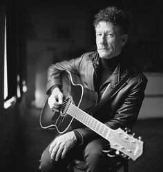 Lyle Lovett...great Musician...great family friend....all around great guy!