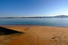 Santander Beach, Spain