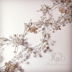 Wedding vine, Pearl Wedding Wreath, Silver Gold #Hairpiece, Bridal hair vine, #boho #bridal #headband, #crown #wedding #headpiece, #bohemian #diadema by JewelryFashionArt on Etsy #by_kate_baranova #circlet #bohemianwedding #weddingjewelry #bridaljewelry #bridaljewellery #bridalhair #weddinghair #hairaccessories #weddingaccessories #bridalaccessories #bridalheadpiece #diadema #weddingcrown #hairjewelry #hairpiece #etsy #etsysale #fashionaccessories #fashionjewelry  #jewelryforsale
