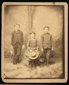 Frank Dubois Mabel and R. Waldo France :: Historic Huguenot Street