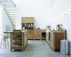 The Canella kitchen range from Habitat