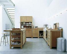 The Canella kitchen range from Habitat