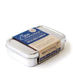 ECOlunchbox matbokser og matoppbevaring i rustfritt stål og silikon. Det perfekte valg til den miljøbeviste.rnKjemkaliefri matpakke hver dag!
