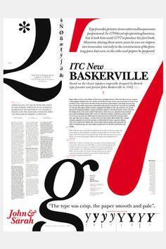 Actualité / 16 affiches typos des étudiants de Penninghen / étapes: design & culture visuelle