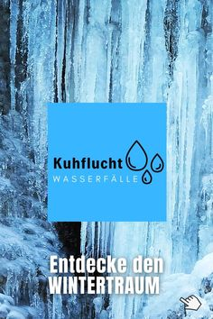 So geht die #Winterwanderung in #Oberbayern zu den beliebten Wasserfällen in #Farchant ✔️ Beschreibung + Bilder #Kuhflucht #Wasserfälle #Winter ✔️ toll #winterwandern #bayern #ausflug #natur #outdoor Reisen In Europa, Movies, Movie Posters, Travel Report, Alps, Cow, Photo Illustration, Film Poster, Films