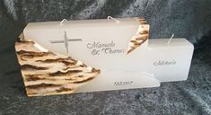 I make unique wedding candles according to individual wishes. An Un … - Standesamt Church Wedding, Wedding Ceremony, Candle Shop, Candels, Unique Weddings, Customized Gifts, Wedding Decorations, Place Card Holders, Shapes