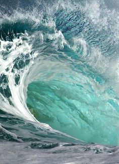 wave by Kay Berry