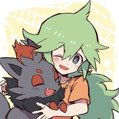 Pokemon Mew, Pokemon Noir, Pokemon Ships, Black Pokemon, Pokemon Comics, Pokemon Cards, Pokemon Stuff, Pokemon People, Pokemon Special