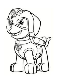 Des coloriages Pat Patrouille à imprimer gratuitement pour vos enfants. Pour imprimer un coloriage Pat Patrouille, il vous suffit de cliquer dessus, il...